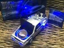 TUVALU 2015 BACK TO THE FUTURE - DELOREAN with $1 ONE DOLLAR SILVER COIN