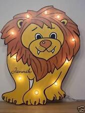 Beleuchtung fürs Kinderzimmer mit Tier-Thema