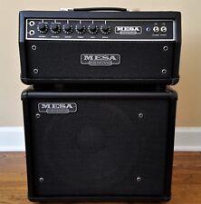 1987 Mesa Boogie EVM 12L Speaker .. 2012 MESA Boogie Thiele Cab .. MINT !!