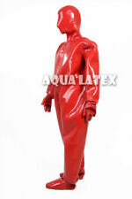 1mm Fully Enclosed Chub Suit Fully Enclosed Nostril Breath Rubber Latex Costume