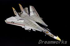 Ready2Go Built 1/48 F-14A Tomcat VF-142 Ghostrider USS America+Metal/Resin