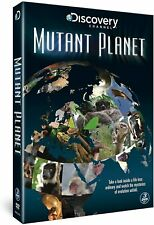 Mutant Planet - 3 DVD SET - BRAND NEW SEALED Discovery Channel Species Evolution