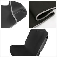 1Pcs Black/Grey Waterproof Seat Cover Protector Universal Fit For Car Truck SUV