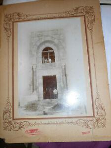 VECCHIA FOTOGRAFIA grand hotel de ville di SFAX -TUNISIA -F.LLI BATTAGLIA