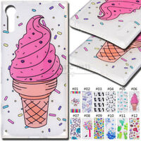 For Sony Xperia XZ Rubber Soft Back Protective Case Silicone TPU Gel Skin Cover