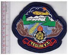 Canada Royal Canadian Air Force RCAF WWII Detachment Teslin Yukon Territory