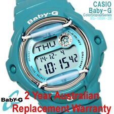 CASIO BABY-G DIGITAL WATCH BG-169R-2B BLUE BG-169R-2BDR 2Y REPLACEMENT WARRANTY