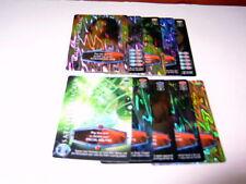 TORCHWOOD - COMPLETE SET OF 10 SUPER RARE CARDS.