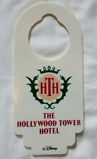 Disney Hollywood Tower Hotel Do Not Disturb Sign