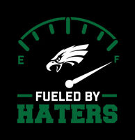 Philadelphia Eagles Fueled By Haters shirt Philly Wentz Superbowl Champs t-shirt