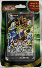 Yugioh Metal Raiders Booster Blister + 10 Cards - New/Sealed- FREE SAME DAY SHIP