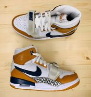 Air Jordan Legacy 312 NRG Just Don Medicine Ball Sneakers AQ4160-140 Mens Sz 4.5