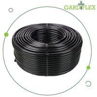 Gardiflex 13mm Noir Ldpe Arrosage Tuyau / Hydroponie, Jardin Arrosage