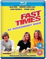 Fast Times at Ridgemont DVD Region 2