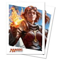 Ultra PRO 80 Magic Deck Protector Sleeves Oath of the Gatewatch Chandra 86304