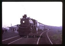 ca705 Orig. Slide Canadian Pacific Steam 1286 On Special 1967
