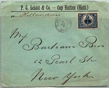 GP GOLDPATH: HAITI COVER 1907 _CV593_P01