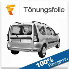Solar Screen Passgenaue T/önungsfolie Dacia Sandero 5T/ürer ab Bj 2013 Autofolie in Xtreme 98
