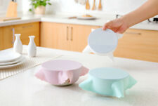 23CM Bowl Lid Silicone Plastic Wrap Cover Microwave Oven Refrigerator Fresh Seal