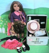 American Girl Doll Marisol Doll Trunk  with Book, Meet and Tap Outfits ETC.