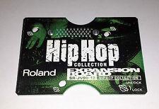 Roland SR-JV80-12 HIPHOP HIP HOP Collection Expansion Board