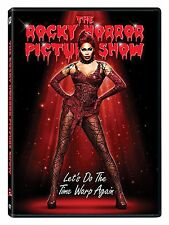 THE ROCKY HORROR PICTURE SHOW (New 2016) - DVD - REGION 1