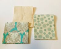 Fat Quarters Suitable For  Face Mask Sarah Watts Cotton Steel/ Marcus Fabrics