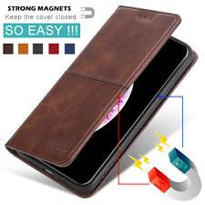 For LG K51 K61 Shockproof Luxury Magnetic Leather Wallet Case Flip Stand Cover