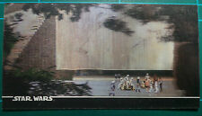 "Star Wars Topps 1996 3Di Widevision Card #47 ""The Rebel Hideout!"""