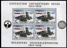 Belgien Bl. 25 **, Südpolarexpedition