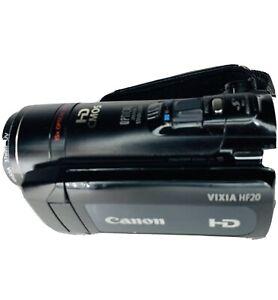Canon HD VIXIA HF20