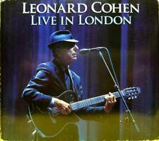 Leonard Cohen : Live in London CD 2 discs (2009) FREE SHIPPING