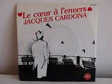 JACQUES CARDONA Le coeur a l envers 821142 7