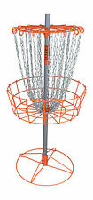 Disc Golf Goal Target Basket COURSE QUALITY PDGA Permanent In-Ground Catch 21