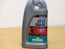 Motorex  ATV / Quad Racing 4T 10W/50 vollsynth  1 ltr