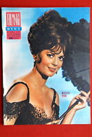 NATALIE WOOD ON SEXY COVER 1966 RARE EXYUGO MAGAZINE