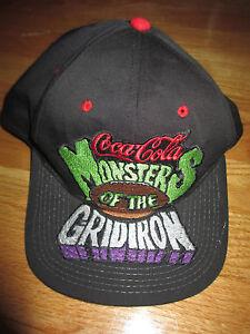 1994 Starter Coca-Cola MONSTERS OF THE GRIDIRON (Adjustable) Cap EMMITT SMITH