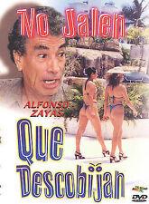 No Jalen Que Descobijan, BRAND NEW FACTORY SEALED DVD (2003, Brentwood)