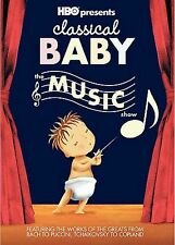 Classical Baby Music (DVD, 2005) - Great for kids - NEW Sealed - Unique
