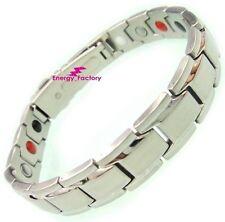 Magnetic Bio Energy 4in1 FIR Magnet Link Bracelet + Jewellery Discount