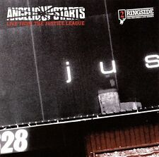 ANGELIC UPSTARTS - LIVE FROM THE JUSTICE LEAGUE CD (LIVE IN SAN FRANCISCO 2001)