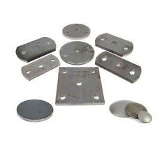 Stahl Ankerplatte Ronde Schale Eisen Scheibe Deckel Platte Bodenplatte Flansch