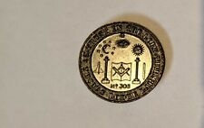 More details for masonic lodge scotland larkhall st thomas  penny token