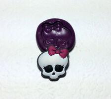Monster High Girl Skull M Silicone Mold (28mm)