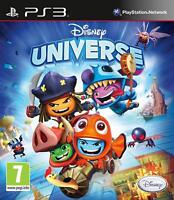Disney Universe PAL PS3 for PlayStation 3 Action & Adventure Game for Kids, New