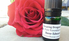 Rose Edward Essential Oil, 100% Pure, Undiluted Rosa bourbonia for perfumery