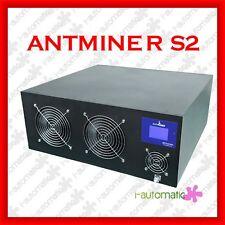 Antminer S2 Bitmain BTC Tech Bitcoin Miner ASIC 1000Gh/S Super Fast
