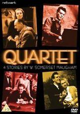 Quartet 4 Stories by W Somerset Maugham 1948 PAL Region 2 DVD (uk)