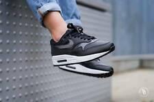 the latest b0423 2def0 Nike Air Max 1 Se Femmes Métallique Paillettes Allumage Sneaker Noir UK 5.5  Ue