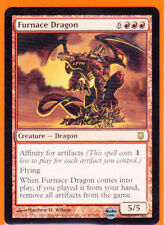 MTG Darksteel 4 x FURNACE DRAGON (62/165) Rare Card PLAYSET Never Played AS NEW